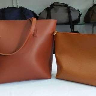 LEA shoulder bag