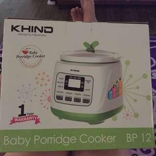 Khind Porridge Cooker