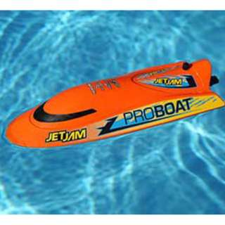 Proboat Jet Jam 12-inch Pool Racer, Orange: RTR - In Stock Now!!