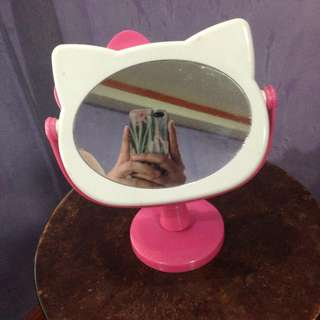 Hello Kitty Desk Mirror