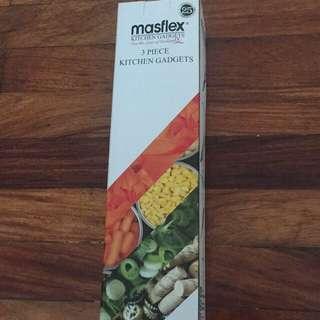 Masflex 3 Piece Kitchen Gadget