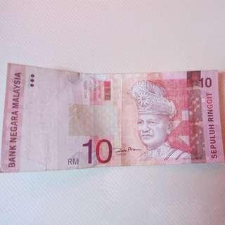 RM10 zeti signature