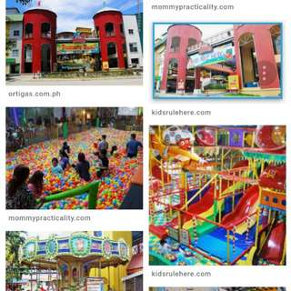 Fun Ranch (Ride all you can) 2 tickets