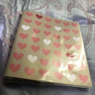 MINI INSTAX ALBUM HEART