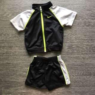 Nike set for baby boys