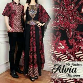 New couple batik kaftan series