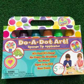 [OOS] Made in USA - Do A Dot Art non toxic markers