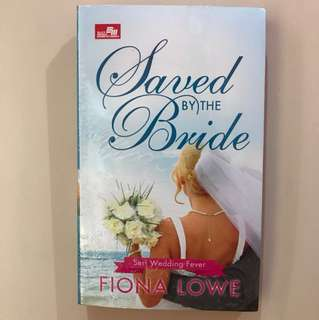 Buku Saved By The Bride by Fiona Lowe