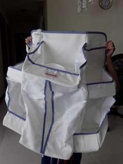 Munchkins diaper change organiser
