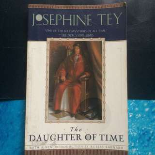 [RARE BOOK] The Daughter of Time by Josephine Tey