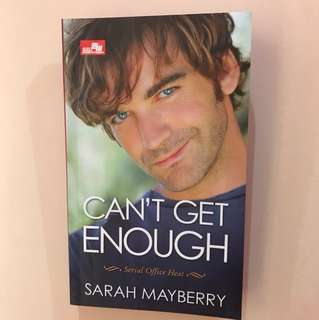 Buku Can't Get Enough by Sarah Mayberry