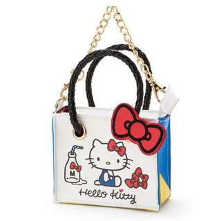 Hello kitty bag charm