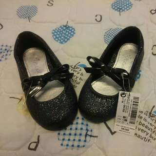 Glitter Black Girls Shoes