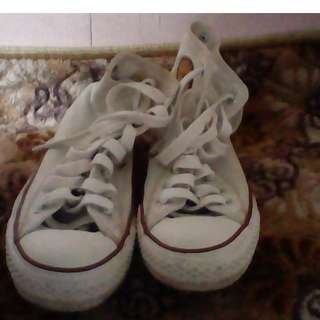 Authentic Used Chuck Taylor Converse