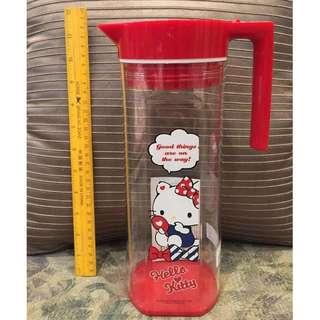 Hello Kitty 1.5L Acrylic Pitcher