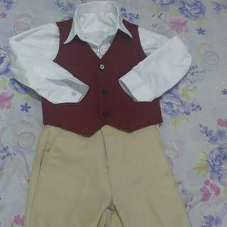 Formal Attire For Toddler