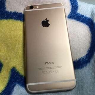 Iphone6 16gb gold ZP