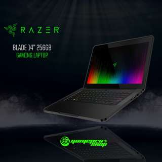 Razer Blade 14″ 256GB SSD (RZ09-01953E71-R341) (GTX 1060 6GB GDDR5)