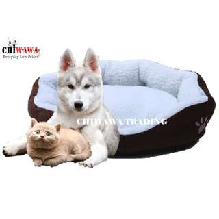 [Large Size] Soft Pet Beds Affinity Dogs Cat Supplies