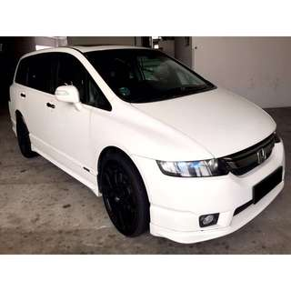 09/02-12/02/2018 HONDA ODYSSEY ONLY $270.00 (P PLATE WELCOME)