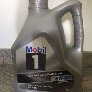 Mobil 1 advance full synthetic engine oil