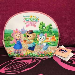 Disney Duffy ShellieMay Gelatoni 化妝袋 筆袋 收納 多用途