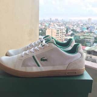 Lacoste shoes size 9