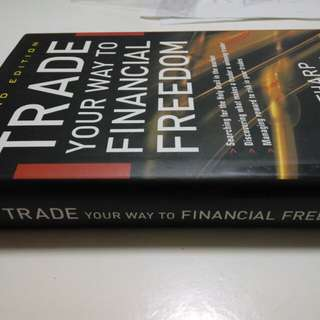 Trade Your Way to Financial Freedom. Hardcover. By Van K. Tharp