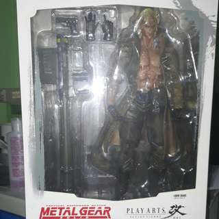 Play Arts Kai Metal Gear Solid Liquid Snake