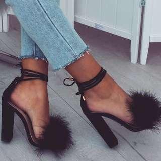 BRAND NEW White Fox Boutique Norway Heels