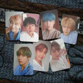 [ READYSTOCK ] Love Yourself Photocard