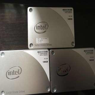Intel ssd pro 1500 180gb