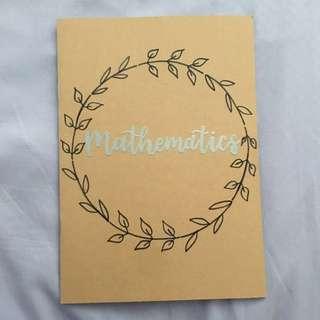notebook (muji)