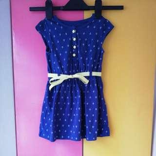 CARTER'S  - Sailor Printed Dress