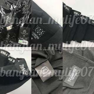 BTS WINGS TOUR FINAL OFFICIAL MD - LONG SLEEVES