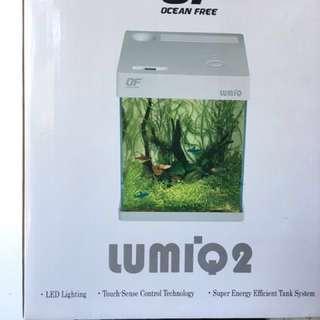 Lumiq 2 fish tank