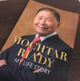 Mochtar Riady My Life Story Autobiography