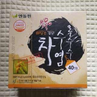 韓國粟米鬚茶 40小包