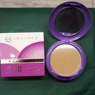 Eb advanced whitening BB flawless compact