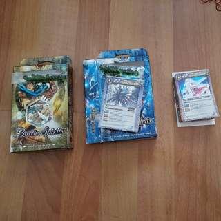 Battle Spirits decks