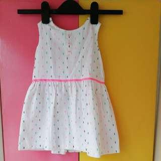 CARTER'S - Printed Dress