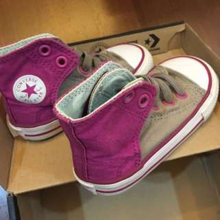 Converse ⭐️ ( unisex toddler shoes )