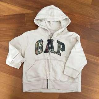 Baby Gap Hoodie Jacket Size 95