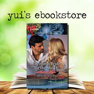 YUI'S EBOOKSTORE - CHRISTMAS BRIDE FOR THE SHEIKH