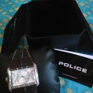 Jam tangan police ori unisex