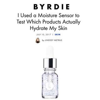🙀CRAZY SALE🙀2(20ml)@ $38.80 EA!!!🙀 💦PATENTED ENCAPSULATION TECHNOLOGY💦 ACTIVE INGREDIENTS ONLY ACTIVATED UPON APPLICATION ❤️FULL SIZE❤️Skin Inc Custom Blended Soothing Serum, 10ml