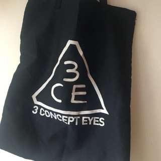 3CE 環保袋