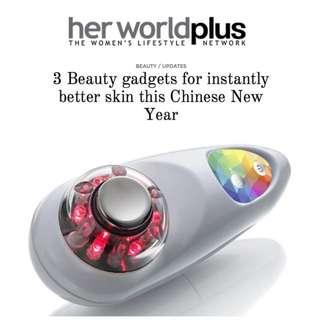 ❤️NOW:$228!! Skin Inc Optimizer Red Light
