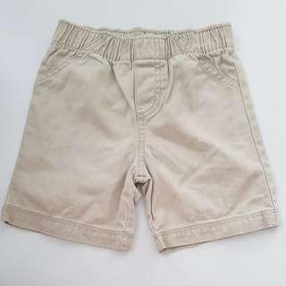 (2nd item 30% off) Kids Short (Khaki)