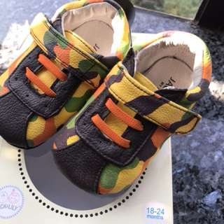 Jack & Lily shoes 18 -24 mths